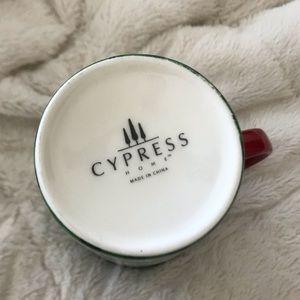 Cypress Home Dining - Cypress Home Christmas Mug with Lid